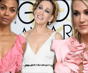 Golden Globe 2017 Fashion: Best & Worst Dressed!