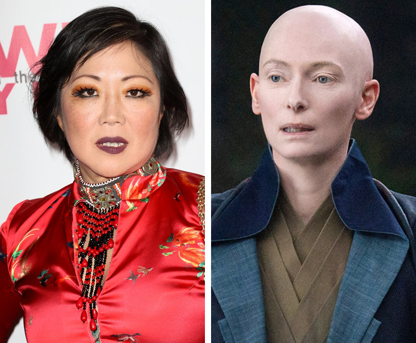 Margaret Cho Mocks 'Bullsh-t' Whitewashing Castings of Matt Damon, Scarlett Johansson and Tilda Swinton (Audio)