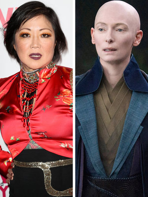 Margaret Cho Mocks 'Bullsh-t' Whitewashing Castings of Matt Damon, Scarlett Johansson and Tilda Swinton (Audio)