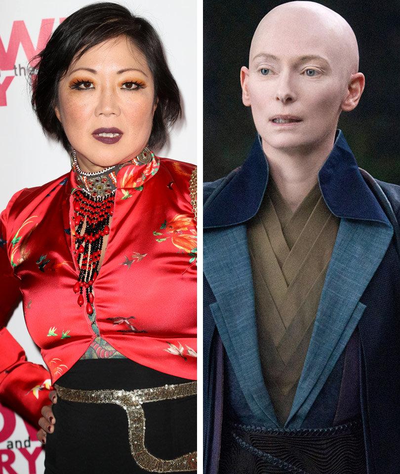 Margaret Cho Mocks 'Bullsh-t' Whitewashing Castings of Matt Damon, Scarlett…