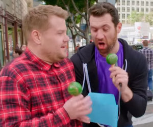 James Corden Swaps 'Carpool Karaoke' for Billy Eichner's 'Curbside Conga Line'…