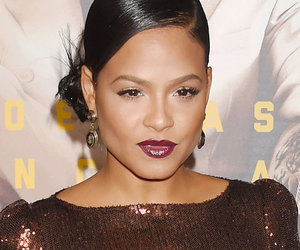Christina Milian Has NSFW Wardrobe Malfunction at 'Live By Night' Premiere
