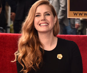 Amy Adams Supported by Adorable Daughter as She Receives Walk of Fame Star…