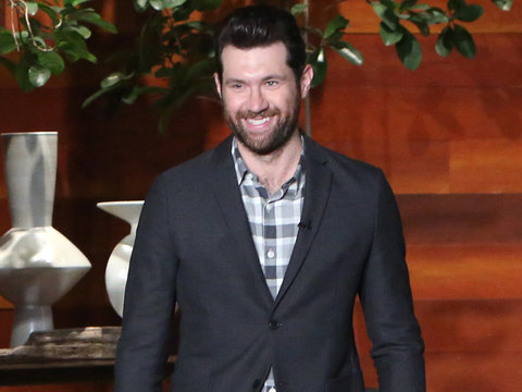 Billy Eichner Spills Details on Obama's Star-Studded Farewell Party During 'Ellen Show'…