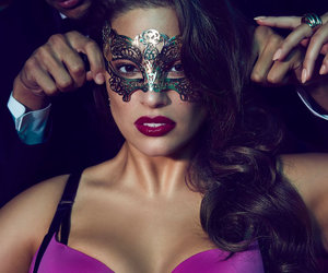 Ashley Graham's New Lingerie Campaign Is Giving Us Major 'Fifty Shades' Vibes…