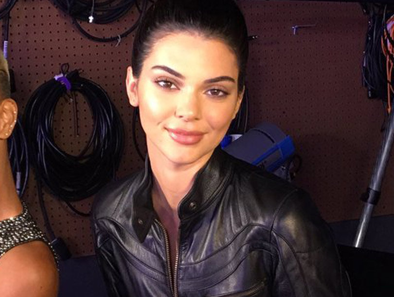 Kendall Jenner Addresses Those Pesky 'Facial Reconstruction,' Lip Injection…