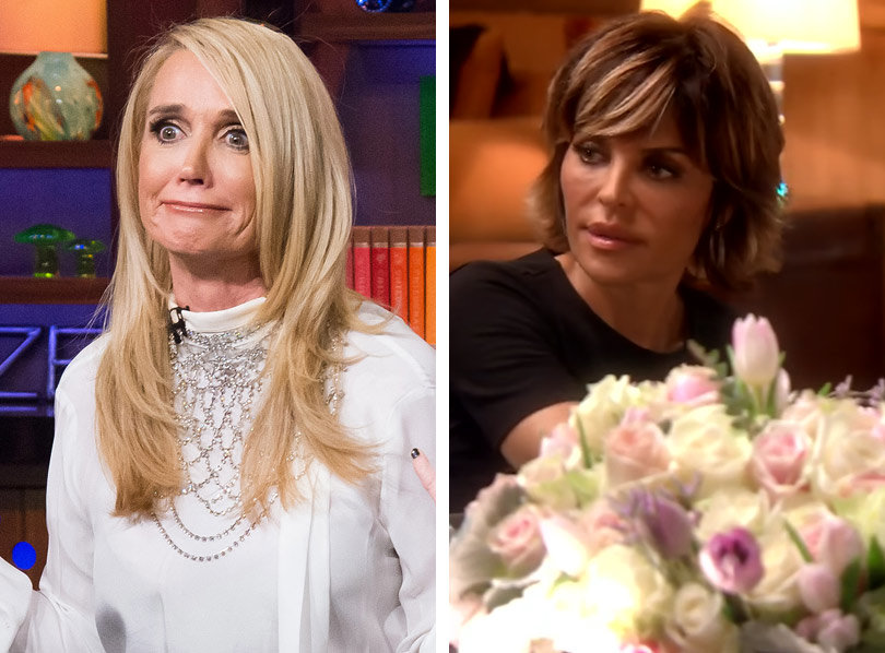 Kim Richards Blasts Lisa Rinna, Eden Sassoon After Nasty 'Real Housewives' Fight (Video)