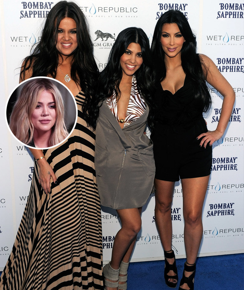 How Khloe Kardashian Being the 'Fat, Chubby... Sister of Kourtney and Kim'…