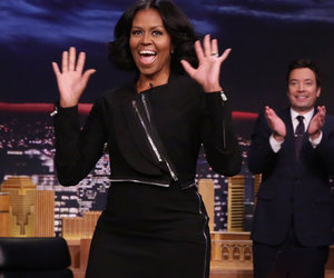 Michelle Obama's Last Fallon as FLOTUS!
