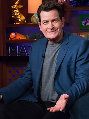 Charlie Sheen Still Mad at Rihanna And Wants to Kick Co-Stars Jenny McCarthy, Selma Blair to the Curb (Video)