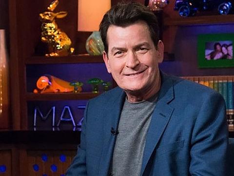 Charlie Sheen Still Mad at Rihanna And Wants to Kick Co-Stars Jenny McCarthy, Selma Blair…
