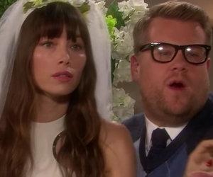 Jessica Biel, Bryan Cranston Star in James Corden's Kanye West Soap Opera…