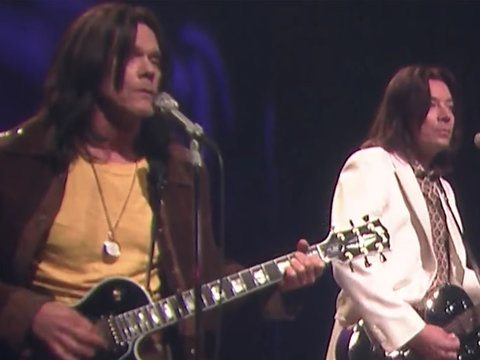 Jimmy Fallon and Kevin Bacon Spoof The Kinks' Hit 'Lola' (Video)