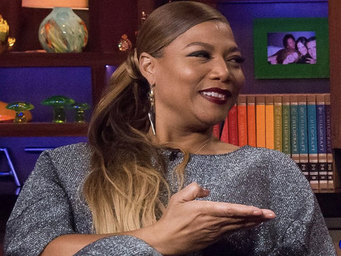 What Queen Latifah Says About 'Living Single' Reboot and Kanye West Comeback (Video)