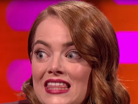 Why Emma Stone Had Meltdown While Filming 'Crazy, Stupid Love' With Ryan Gosling (Video)