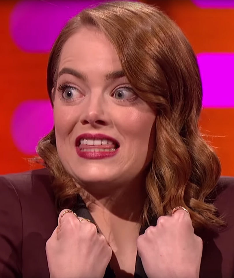 Why Emma Stone Had Meltdown While Filming 'Crazy, Stupid Love' With Ryan…