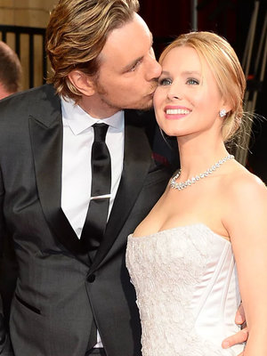 Dax Shepard Shares 9-Year-Old Pic With Kristen Bell, Talks Lip Injections (Photos)