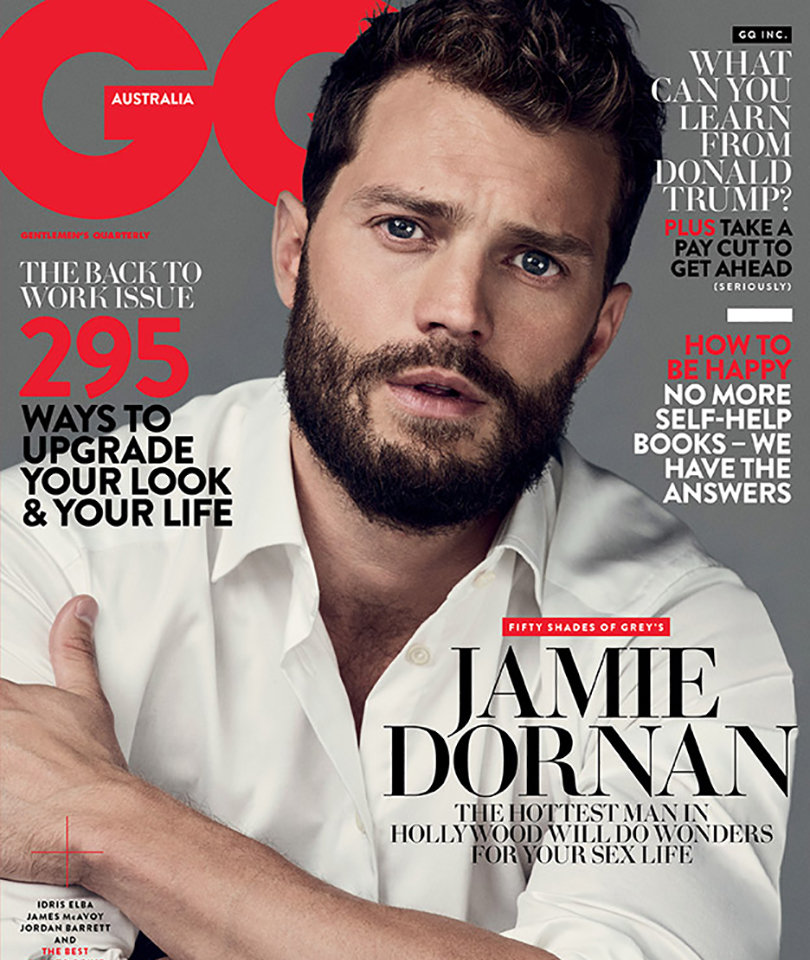Jamie Dornan on Why 'Fifty Shades' Christian Grey Is Not His Type and What Doesn't 'Float' His Boat Sexually
