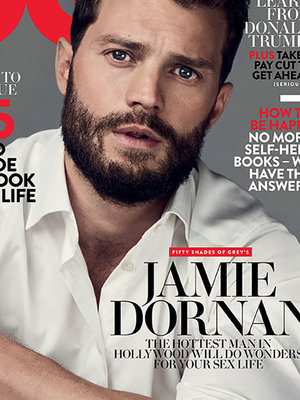 Jamie Dornan Is Just Not That Into 'Fifty Shades' Christian Grey