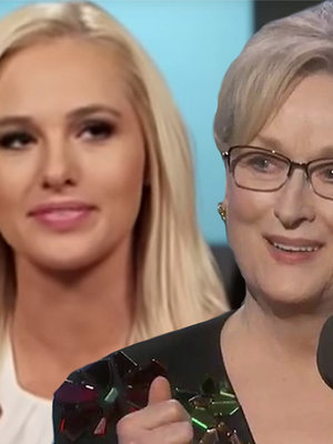 Tomi Lahren Slams Meryl Streep, Hollywood and the Media During Fiery Fox News Appearance…