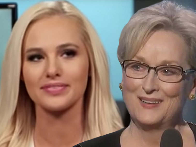 Tomi Lahren Slams Meryl Streep, Hollywood and the Media During Fiery Fox News…