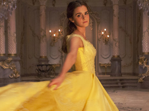 Why Emma Watson Chose Role of 'Beauty & the Beast's' Belle Over Cinderella