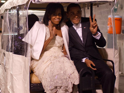 See President Obama's Special Birthday Message to First Lady Michelle