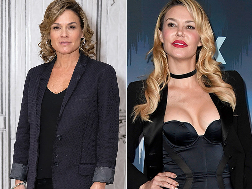 What Brandi Glanville Is Saying About Cat Cora 'Fling,' 'Vanderpump's' Scheana Shay (Video)