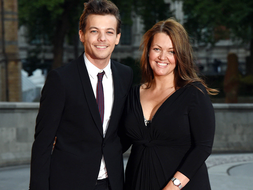 One Direction's Louis Tomlinson Reveals One of His Mom's Dying Wishes; How He Feels About Zayn Now (Audio)