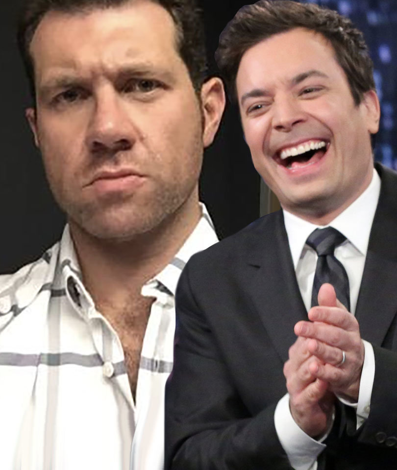 Billy Eichner Rips Jimmy Fallon