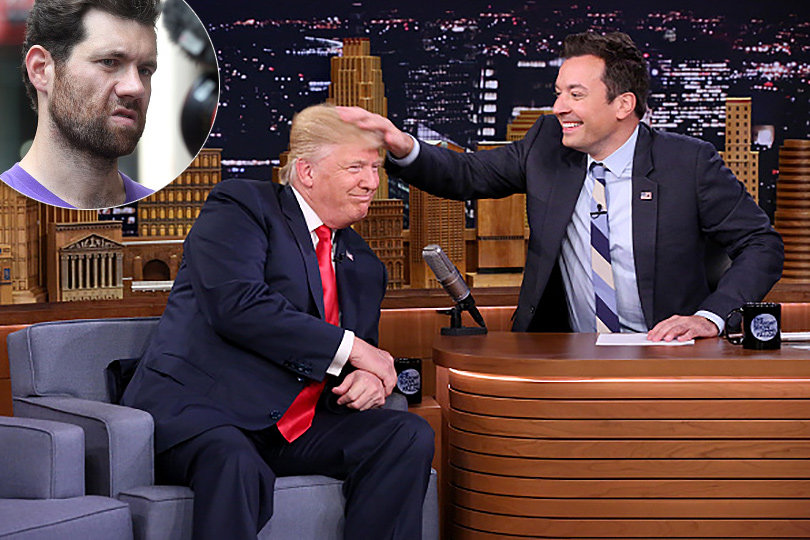 Billy Eichner Slams Jimmy Fallon's Trump Interview as 'Slap in the Face' to Gays, Women and People of Color