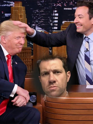 Billy Eichner Slams Jimmy Fallon's Trump Interview as 'Slap in the Face' to Gays, Women…