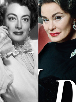 Jessica Lange Has Never Seen 'Mommie Dearest', How Susan Sarandon Related to Bette Davis…