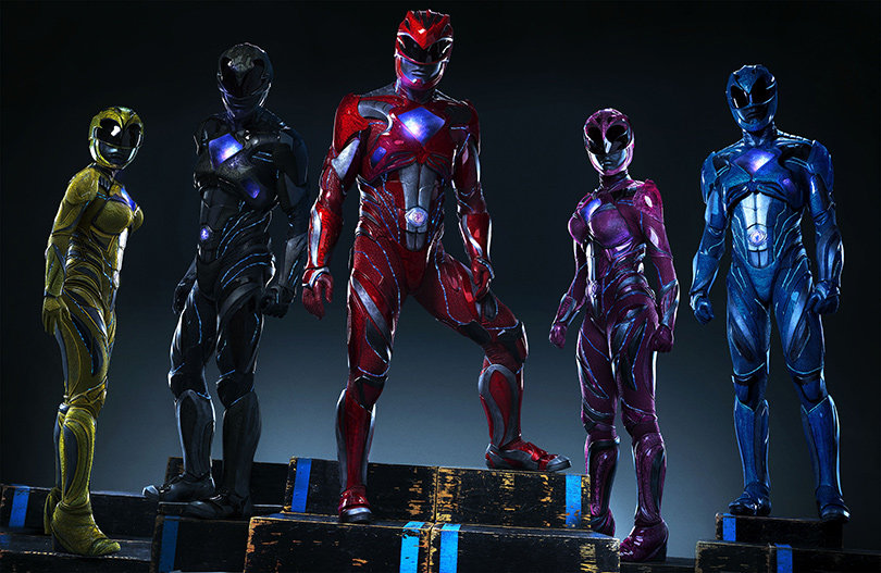 'Power Rangers' Trailer Unveils Bryan Cranston's Zordon, Rita Repulsa and Megazord (Video)