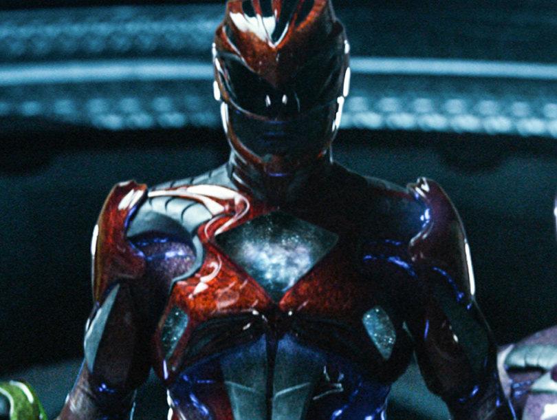 New 'Power Rangers' Trailer Is Here