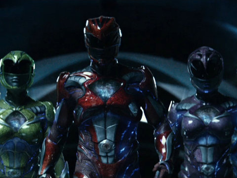 'Power Rangers' Official Trailer
