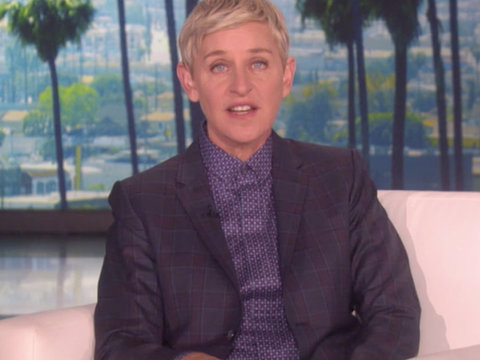 LGBT Stars Neil Patrick Harris, Jim Parsons, Laverne Cox Join Ellen for Tribute to Obama…