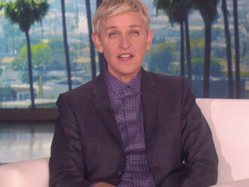 LGBT Stars Neil Patrick Harris, Jim Parsons, Laverne Cox Join Ellen for Tribute…