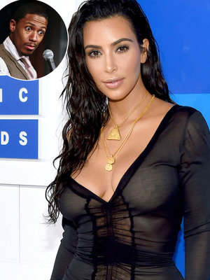 Nick Cannon Shares Throwback From Kim Kardashian Relationship (Photo)