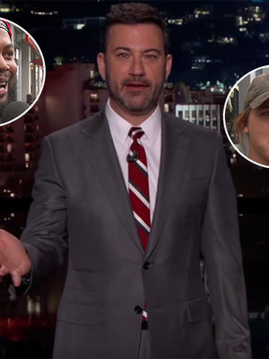 Jimmy Kimmel Punks the Public in Trump Inauguration Edition of 'Lie Witness News' (Video)