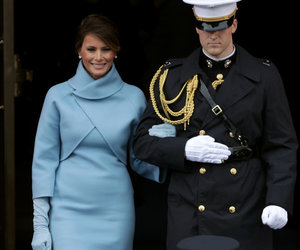 See Melania Trump's Most Stylish Fashion Moments (Photos)