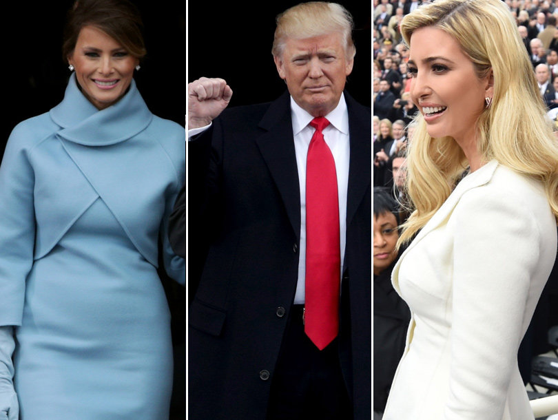 What Celebrities Are Saying About Donald Trump's Inauguration -- See Reactions (Updating Live)