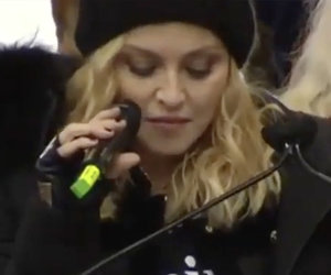 "Madonna Says She Thought About ""Blowing Up the White House"" During Impassioned…"