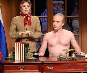 'Putin' Mocks Trump's Inauguration on 'SNL,' Cast Gives Musical Sendoff to…