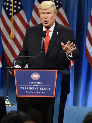 Alec Baldwin to Host 'Saturday Night Live' for Record-Breaking 17th Time