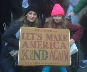 Why Blake Lively Joined the Women's March -- It 'Wasn't Driven By Hate'