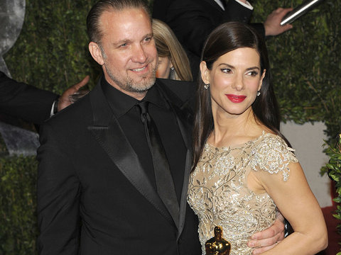 Jesse James Addresses Cheating, Sandra Bullock's Son While Criticizing Women's March