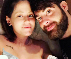 'Teen Mom 2' Star Jenelle Evans Gives Birth to Baby Girl (Photo)