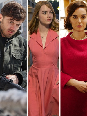 See All of This Year's Oscar Nominees (Photos)