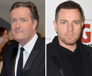 Ewan McGregor Rips Piers Morgan for Attacking Women's March And Drops Out of…